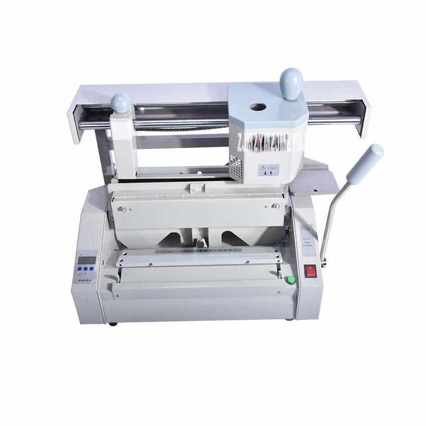 1 Pc Dc-30a + Klebebindung Maschine, Klebebindung Maschine, Kleber Binder, Perfekte Binder, Elektrische Hardcover Buch Bindung Maschine