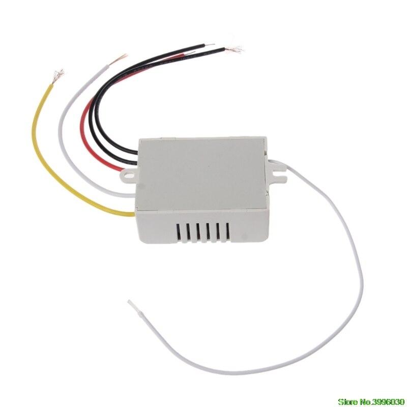 Controle remoto sem fio 2 canais liga