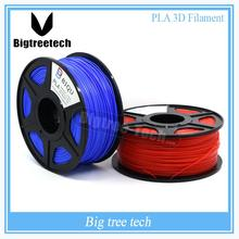 Bigtreetech Optional colors 3D Printer PLA 1.75mm/3.0 filament 1KG/roll for 3D printing pen and 3D printer