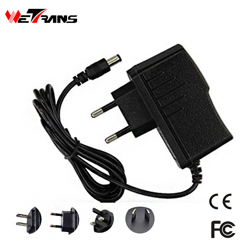 Power Adaptor 12V DC 1A Output EU US UK AU Plug Power Supply