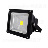30W led flood light IP65 waterproof RGB LED FloodLight LED reflector spotlight outdoor lighting with 24key Remote controller
