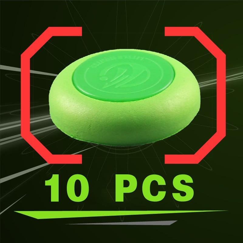 Nº10 unids/set verde discos vórtice praxis Flying discos bala ...