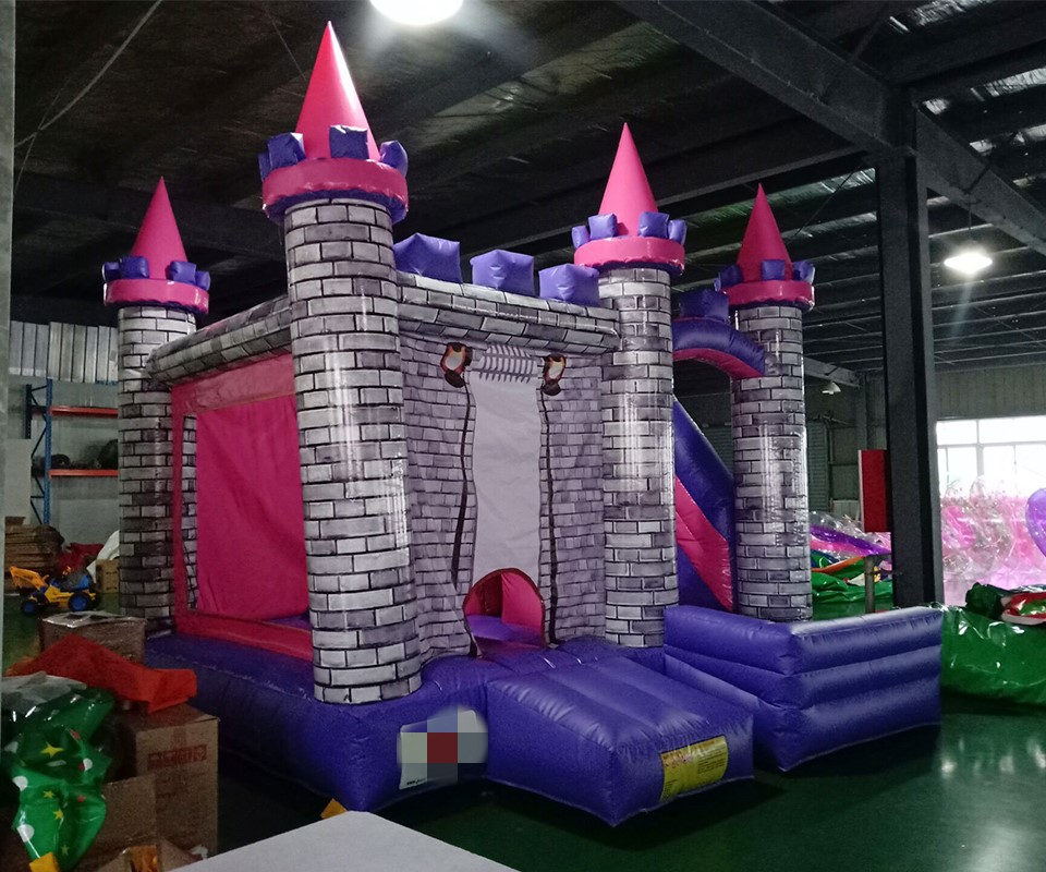 Équipement de terrain de jeu d'intérieur de maison de rebond de PVC de parc d'attractions d'enfants de haute qualité