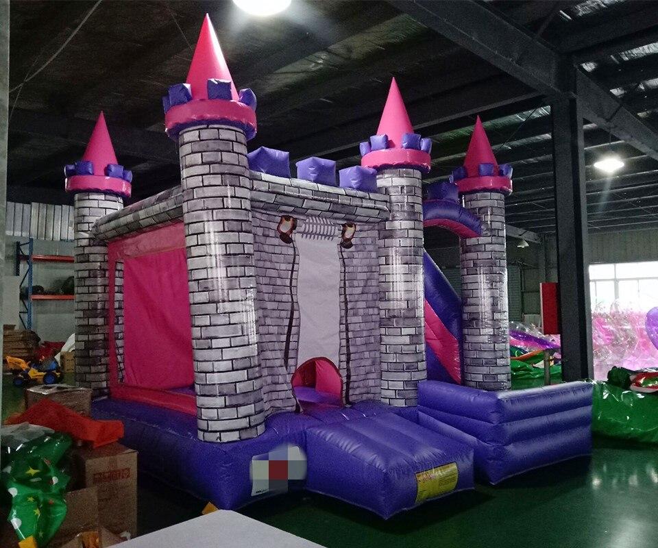 High quality children amusement park PVC bounce house indoor playground equipment