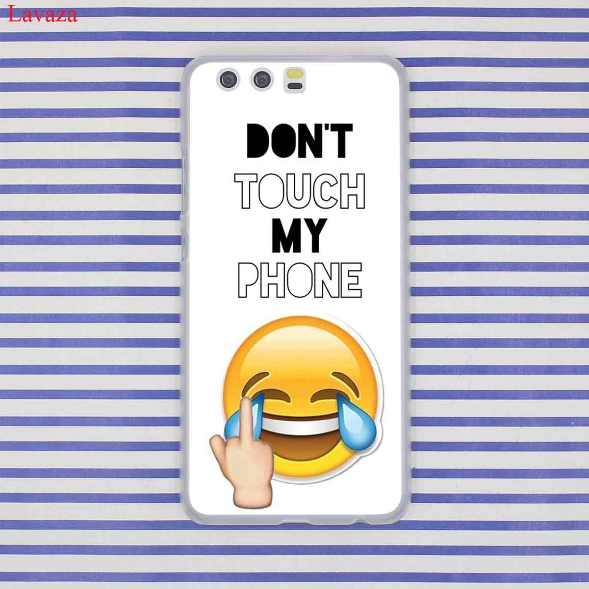 Lavaza Do note Dont touch my phone muggle Case for Huawei P20 P10 P9 Plus P8 Lite Mini 2016 2017 P Smart Mate 9 10 Lite Pro