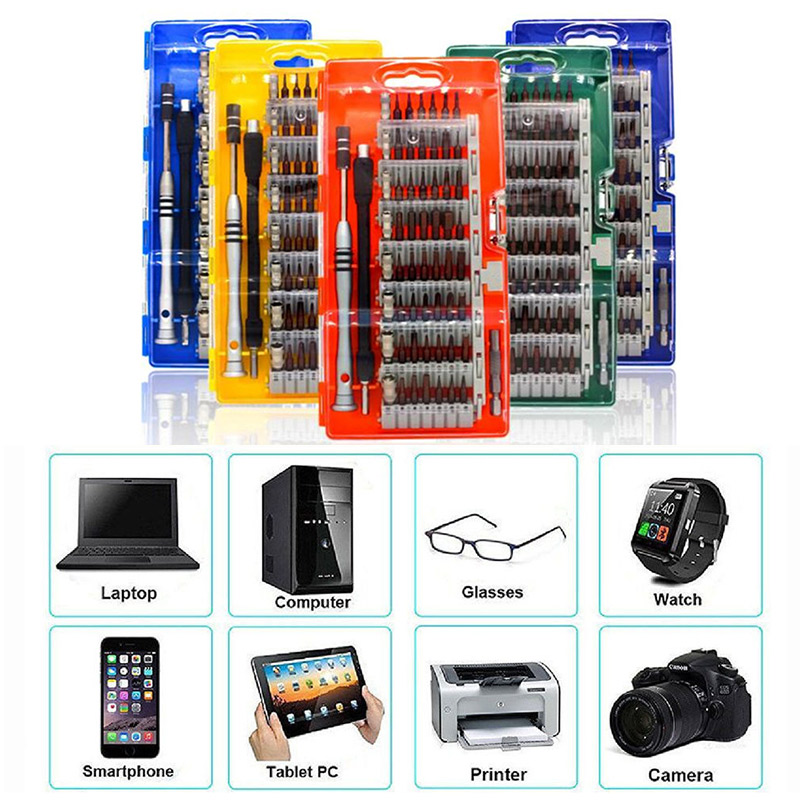 Computer Repair Tool Kit 60 in 1 Precision DIY For Laptop Electronics PC Mobile Phone New XXM8 5pcs lot max208eeag max208 ssop 24 new&original electronics diy kit in stock ic components