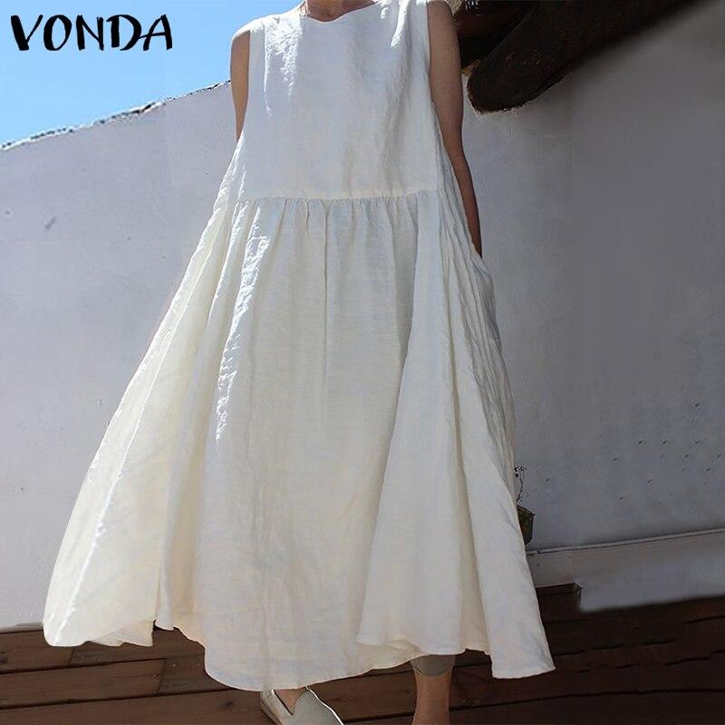 55917dee80cc9 Worldwide delivery vonda plus size dress 5xl in NaBaRa Online