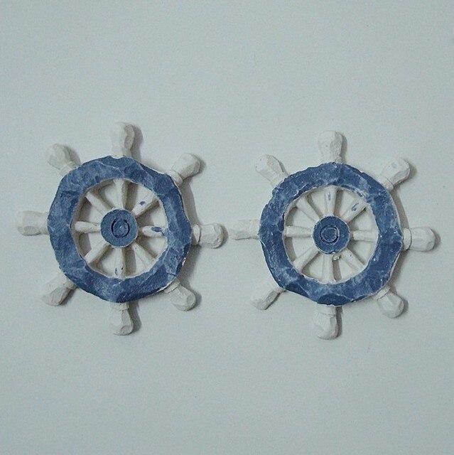 Mediterrane Accessoires simulatie schelpen en zeester hars accessoires decoratieve