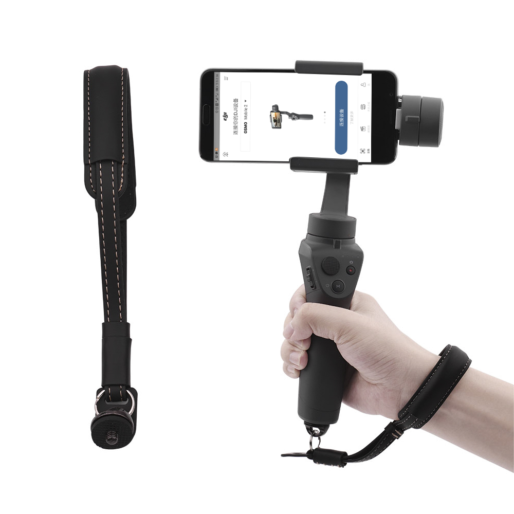 Strap Lanyard Wrist Belt for DJI OSMO Mobile 2 Zhiyun Smooth 4 Feiyun Handheld Gimbal Mijia Stabilizer Holder Protector Mount strap