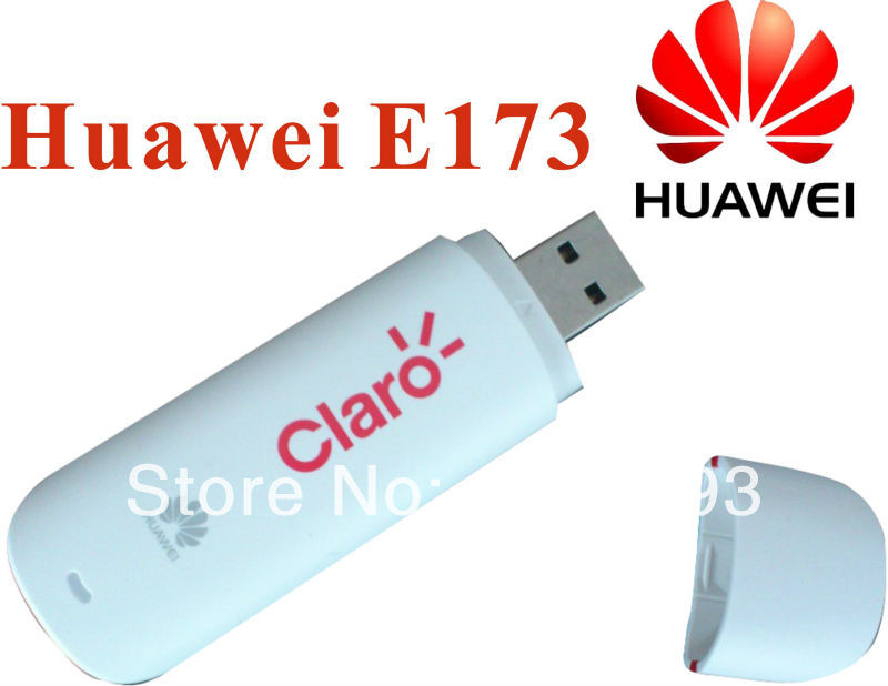 Brand new Huawei E173 download 7 2Mbps USB Mobile Broadband Modem-in