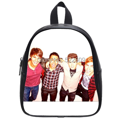 771d34f08f62 Newest Big Time Rush Kid's School Bag Backpack Amazing Style-in ...
