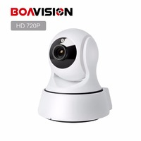 BOAVISION 1 0MP 2MP Home CCTV Surveillance Camera Night Vision HD 720P 1080P Smart Camera Two
