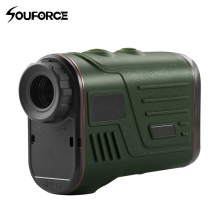 Cheaper New W600 Laser Rangefinder Waterproof Range Finder Angle Measurement Speed Measurement Monocular Telescope for Golf Hunting