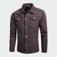2019 New Autumn Men Fashion Jacket Designer Classical Denim Jackets Men Punk Style Casual Coats Embroidery Hip Hop Jacket ML264
