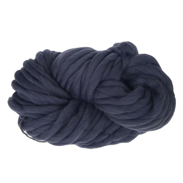 Nouveau fil épais en laine Super doux Chunky fil épais Crochet pour couverture à tricoter à la main 250g par pièce