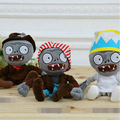 25 см плюшевые игрушки оптом белый зомби детские игрушки подарок на день рождения 1 шт. Растения против Зомби кукла детские игрушки
