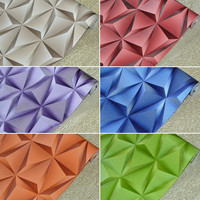 Triangle 3D Vision Background Wallpaper