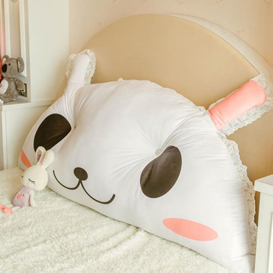 Cojines de respaldo para la cama de los niños almohadas decorativas para la cama Cute Lounge Cute cojín Tuinstoel kusens almohada sofá 50B0278 - 6
