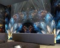 Beibehang Özel duvar kağıdı göz kamaştırıcı çiçek sehpa tasarım bar takım arka plan duvar dekorasyon boyama 3d duvar kağıdı