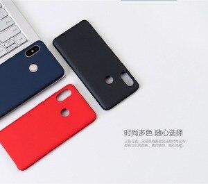 Image 5 - Official Xiaomi Redmi 6 pro case cover Original Redmi6 Pro back cover / MI A2 Lite capas coque original Redmi 6pro case