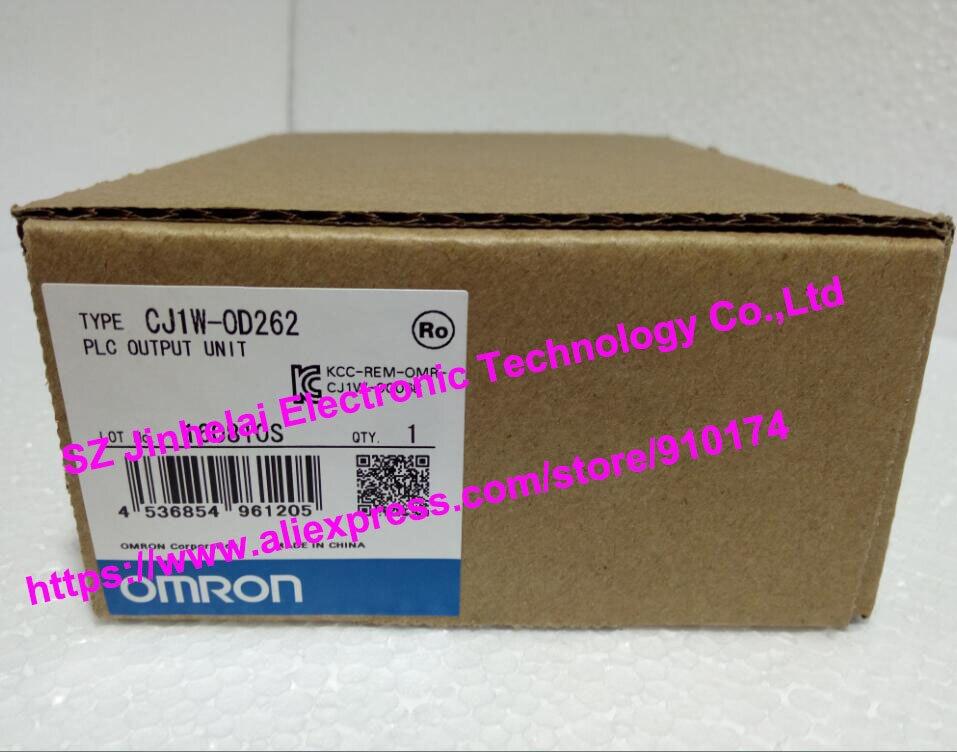 New and original CJ1W-OD262   CJ1W-0D262   OMRON PLC OUTPUT UNIT стоимость