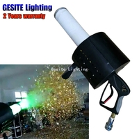 newest dj led co2 gun confetti jet