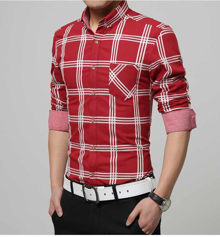 Popular Red Boys Dress Shirt-Buy Cheap Red Boys Dress Shirt lots ...