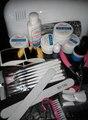Kit Gel profesional Full Set UV Nail Art Set + 9 W Que Cura La Lámpara ULTRAVIOLETA del Secador Curin 2018 Comercio Al Por Mayor grande descuento