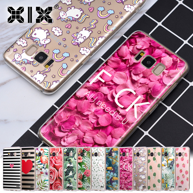 size 40 c513d f3f03 US $1.68 |Soft Silicone TPU for Cover Samsung Galaxy S9 Plus Case Pink  Flowers for S9 Plus Case New Arrivals for Samsung Galaxy S9 Plus-in Fitted  ...
