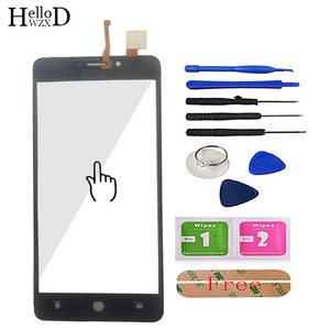 Image 3 - HelloWZXD Mobile Phone Touch Panel Touchscreen Front Screen Glass Digitizer Panel Sensor For Leagoo Kiicaa Power Tools Adhesive