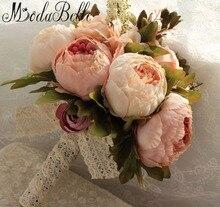 Bridal Bouquet: Artificial Flowers