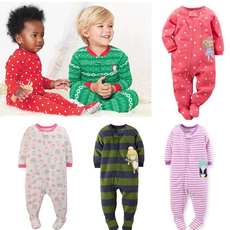 Baby Pajamas Fleece Promotion-Shop for Promotional Baby Pajamas ...