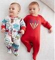 Hero romper manga longa para new born baby rompers macacão infantil roupas de bebê roupas de bebê roupa de bebe