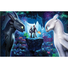 Dragon toothless diamond Embroidery diy painting mosaic diamant 3d cross stitch picture H592