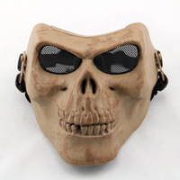 The U S M02 CS Equipment Field Operations Mask Human Skeleton Mask 2 Generation Full Face