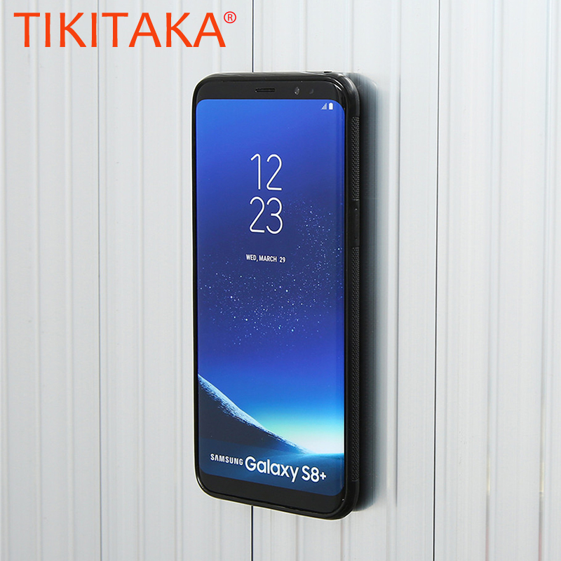 Anti gravity Phone Cases For iPhone X 8 7 6 6s Plus SE Cover Antigravity Case For Samsung Galaxy S8 S7 S6 edge Plus Note 8 Shell