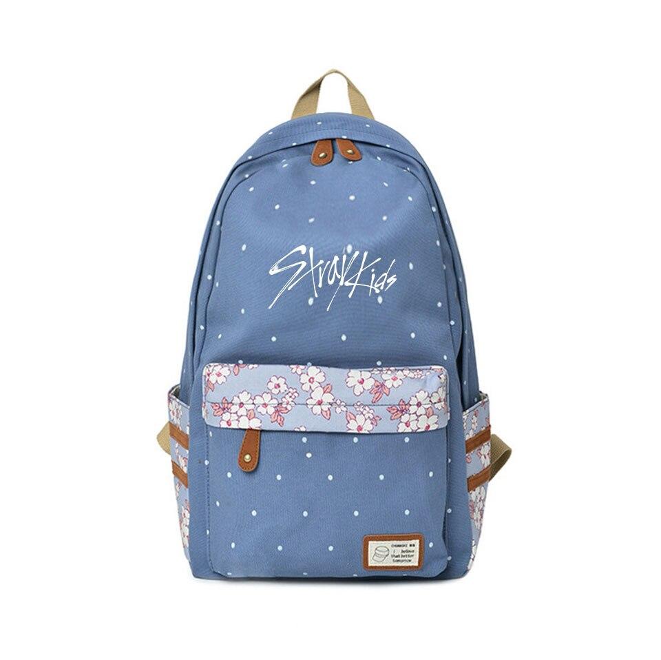Luggage & Bags Creative Got7 Mochila Bts Kids Shoulder Bag Seventeen Backpack For Ladies Notebook Bag Teenager Girls Vrouwen Rugzak Travel Bagpack Women Men's Bags