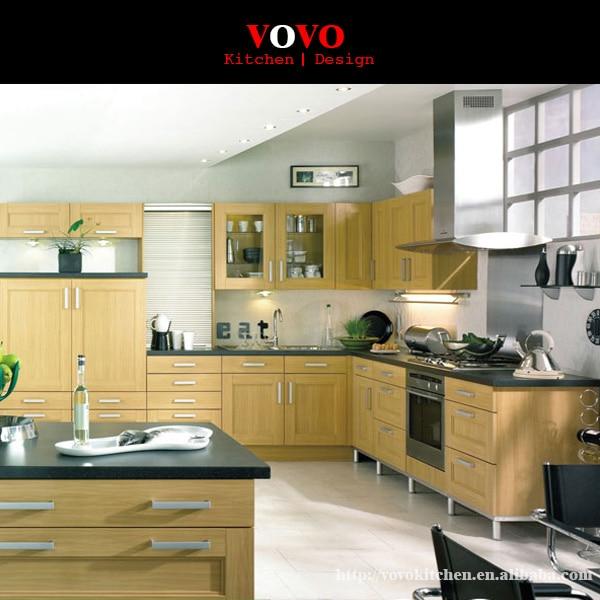 Chinese Kitchen Cabinets: Zhongshan China Modular Kitchen Cabinets Company-in