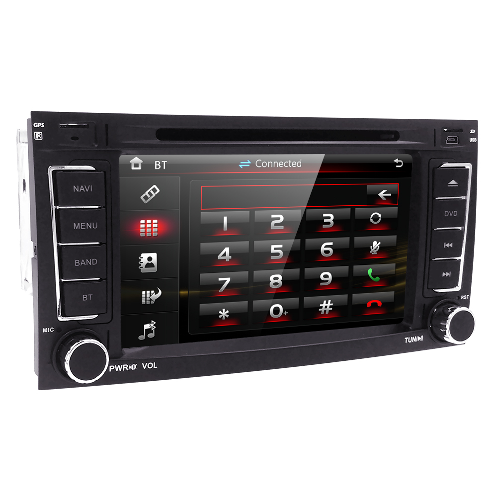 цены FREE SHIPPING 2DIN Car DVD Touareg for VW Touareg 2004-2009 2DIN CAR DVD GPS for VW Touareg T5 Multivan Android DVD Navigation