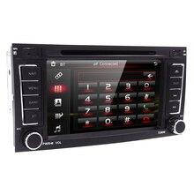 Бесплатная доставка 2DIN автомобильный dvd touareg для VW Touareg 2004-2009 2DIN автомобильный DVD GPS для VW Touareg T5 multivan Android DVD навигации