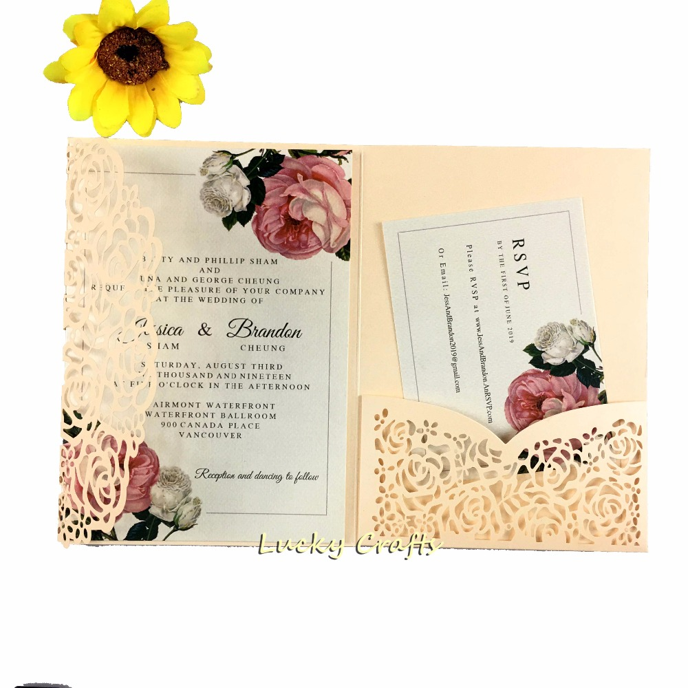 top 4 most popular dark invitation card list and get free shipping