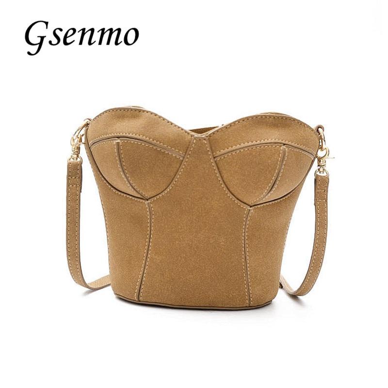2017 Fashion Leather Handbag Womes Shoulder Bag Ladies Handbag Party Purse Clutch Bag Crossbody Lovely Bra Messenger Bag
