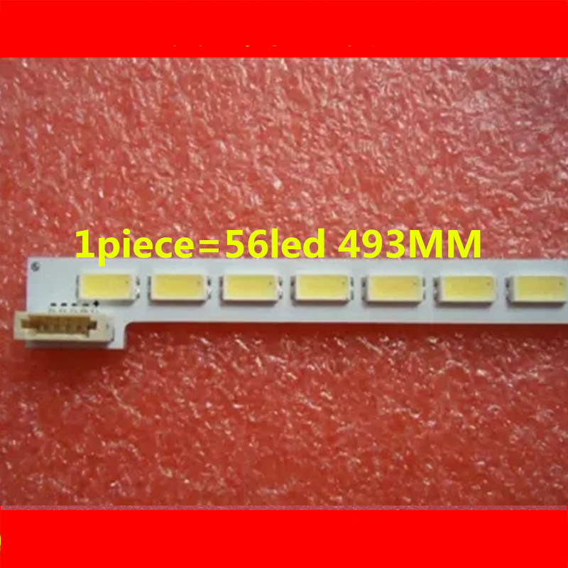 2piece 493mm LED Backlight Lamp strip For STS400A64 LJ64 03514A 2012SGS40 7030L 56 REV 1 0
