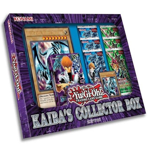 estartek yugioh cards tcg yugi s collector box dark magician kaiba s