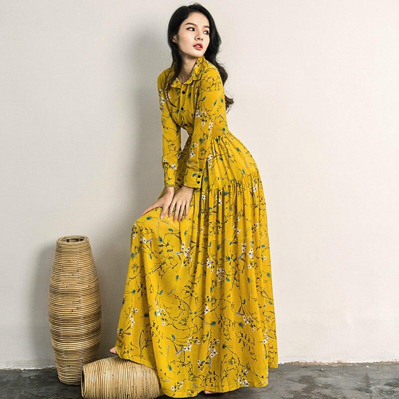 High Quality Maxi Shirt Dress Promotion-Shop for High Quality ...