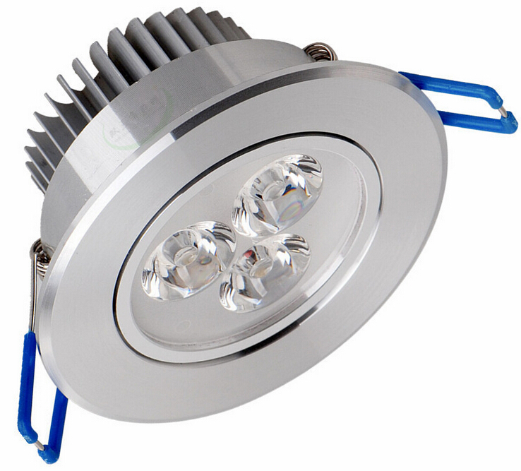 2018 HOT led downlight 220v 9W 12W 15W downlight-led 85V-265V LED - Iluminación interior - foto 2