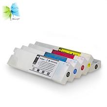 Winnerjet 1000 ml Empty Refillable Ink Cartridge For Epson SureColor SC T3200 T5200 T7200 T3270 T5270 T7270