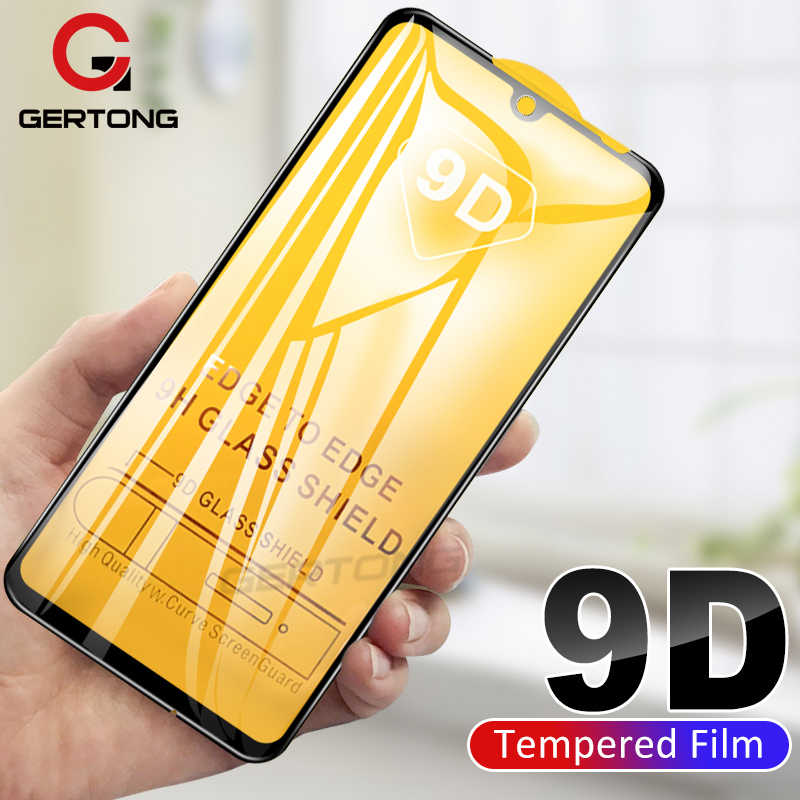 9D Tempered Glass For Xiaomi Redmi Note 7 Pro 5 6 Pro 6A 6A 5 Plus Mi 8 Mi8 A2 Lite Full Cover Glass Curved Screen Protector