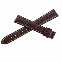 ISUNZUN Women Watch Straps For Mido BaroncelliM7600/M003/M007 Genuine leather Nato Leather Strap High Quality Watch Band