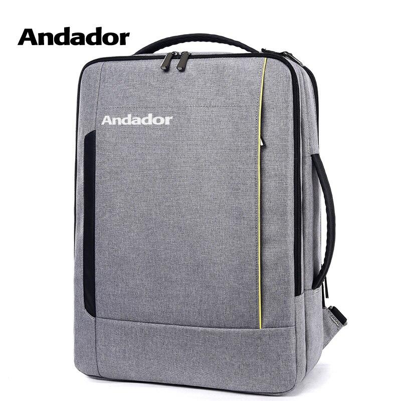 Plus grande capacité hommes d'affaires voyage sacs à dos de mode 15.6 pouces sacs à dos d'ordinateur portable hommes usb charge sac à dos d'affaires